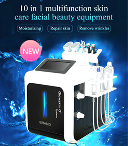 Upgrade Version Hydrafacial Skin Deep Cleansing Microdermabrasion Machine Ultrasound Werinkle Removal Face Lifting Hydra Facial Salon