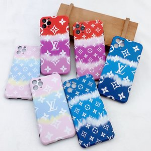 Nueva RMD caso del diseñador teléfono para el iPhone 11 11Rro MAX Xr X MAX 7 8 7plus 8plus colorido de lujo casos de teléfono