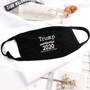 Trump 2020 Mask Katoen Maszk Keep America Great President Mask Cotton Trump 2020 Factory Store Online Cheapest dhzlstore aebyi