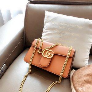 2020 بيع خاص أكياس حقيبة يد حقيبة يد حقيبة يد حقيبة مصمم محفظة سيدة سلسلة حقيبة مخلب 8355 UCCI