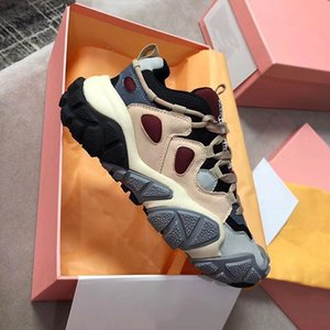 2020 hot style do old daddy shoes thick-soled sports retro student casual breathable women's shoes 35-40 ra43