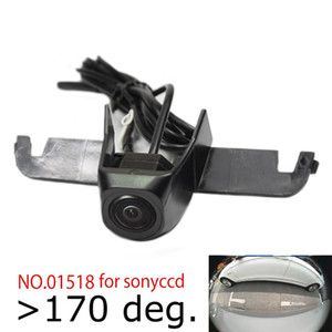 Appr.180deg HD car front view logo camera for outback forester XV front grille camera wide angle ccd night vision