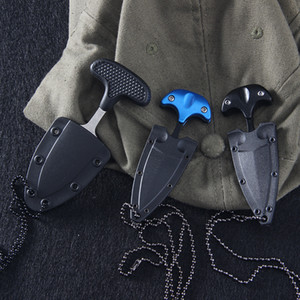 Multifunctional Mini Hanging Necklace Puer tea Knife Protable Outdoor Camping Knife Rescue Survival Tool Hot Selling