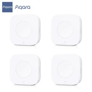 Youpin originale Aqara intelligente multi-fonctionnelle clé intelligente du commutateur sans fil intégré Fonction Travailler avec Android APP 3001774
