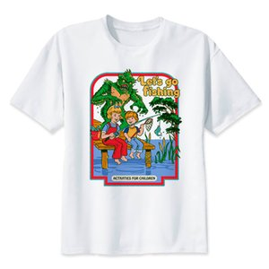 New Arrival Supernatural Satan Let Summon Demons T-shirt Men Cartoon Tshirt Horror Funny T Shirt Demon Death Scary Evil Tees