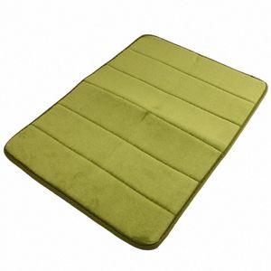 Wholesale-2015 Top Selling High Quality 40x60cm Bath Mat Bathroom Bedroom Non-slip Mats Memory Foam Rug Shower Carpet for Bathroom Kit M665#