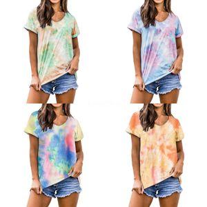 Друзья T-Shirt Друзья Be V-образным вырезом Там для вас письмо Печать Lunoakvo Рубашка Ill Tshirt с коротким рукавом Женская Top Tee # 152