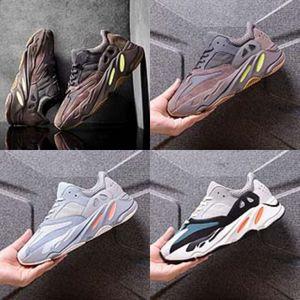 2020 Mid alta J6 6 Crianças Basketball Kanye West 700 Kanye West 700 Shoes Boy Girl Juventude Kid Esporte tamanho da sapatilha 28-35 # 270