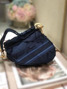 neue Unisex-Taschen von italienischen Designern handgewebt und genäht Leinwand als eine Brusttasche Kann sehr praktisch verwendet werden