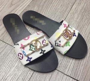 2020 hot a word drag Women shoe big size 35-42 Casual Shoes Flip Flops Rihanna ace womens sandals Non-slip