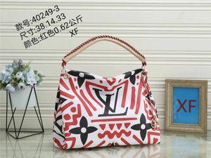 Women Handbag Fashion NEVERFULLLOUISVUITTONLVbags 3a+ Shopping Bag Wallet Messenger Bag Luggage Bag Totes Hobos