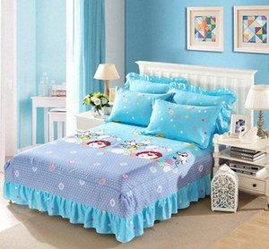 Cartoon Zoo Cotton Bed Rock Bedspread Twin Voll Queen-Size-Matratze Schutzhülle Bed Rock 120x200cm 180x200cm 150x200cm 75n6 #