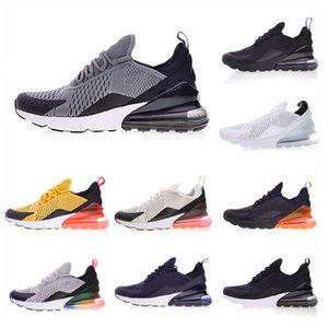 FLORAL Running Shoes for Women Men Shoes SE Triple Black White RAINBOW HEEL Volt Orange Mens Trainer Sport Sneakers 36-45