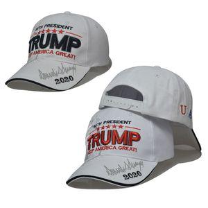 Boné de beisebol Trump 15styles Keep America Great Again Caps 2020 Campaign EUA 45 American Flag Hat Canvas bordado chapéus do partido GGA3611-7