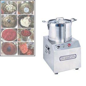 2020 4L elettrico Ginger aglio tritare la carne macchina peperoncino taglierina Carne e fresa vegetale macchina ad alta velocità polpetta pestaggio