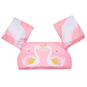Cartoon Children froth arm rin summer Flamingo unicorn water wings Swim life vest pool buoyancy vests