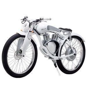 26 Inch Lady Electra Munro 2.0 48V Electric 400W Retro Smart E Beach Cruiser Bike Electric Bike Electric Bike