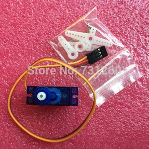 Wholesale-Free Shipping 20X SG90 9g Mini Micro Servo for RC for RC 250 450 Helicopter Airplane Car &Best prices ASKg#