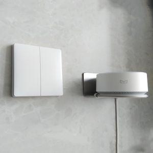 Aqara Wall Switch ZigBee Smart Zero Linha Fire Wire Luz Remote Control Key Wireless Switch parede sem Neutral Mijia Início