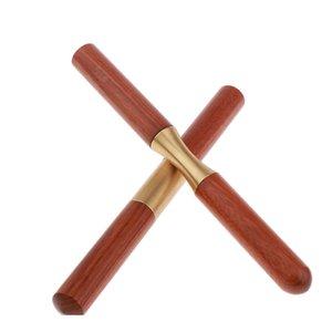 2 Pieces Repair Musical Instruments Brown Wood Wooden Musical Instruments Repair Tools