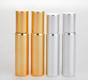 10ml 5ml UV cam uçucu yağ şişesi masaj göz kremi alt şişe smear tip roll-on roll-on şişe numunesi