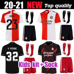 2021 new Feyenoord soccer jersey KOKCU football shirt BERGHUIS Camiseta de futbol JORGENSEN camiseta de futbol 2020 2021 SENESI maillot foot