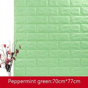 2016 The New Creative 3D Wallpaper PE Foam DIY Wall Stickers Home Decorative Brick Pa The New Creative 3D Wallpaper PE Foam DIY sq2009 NWubE