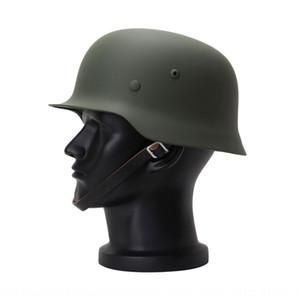 World War II M35 Motorrad Prop deutschen Zweiten Weltkrieg Original Helm klassische Replik Motorradhelm Filmrequisiten