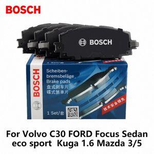 4pieces set Car Brake Pads Front For C30 Focus Sedan eco sport Kuga 1.6 3 5 0986ab1187 UOv7#