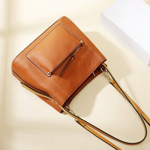 Begooer Womens Crossbody Bags Genuine Leather Small Handbags Fashion Female Shoulder Bags High Quality Women Messenger Bag pJEV#