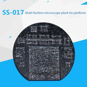 DIYFIX NEW Arrival SS-017 Multifunction Microscope BAG Plant Tin Platform Used A8A9A10 Plant Tin For