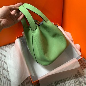 2020 sac à main Sac à bandoulière unique sac panier grain femmes seau sac