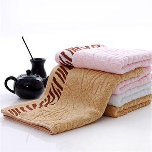 Nova fibra de bambu toalha 110g de espessura fábrica toalha macia atacado frete grátis