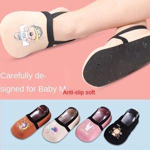 2Q4Fj floor socks thin soft bottom anti-skid toddler socks indoor parent-child early children's children's shoes education autumn baby cott