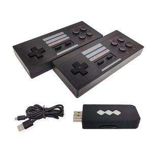 TBP0169 New Arrival Mini TV Game HD Extreme Mini Game Box With 2.4g Dual Game Handle Built in 620 Classic Games