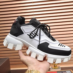 2020 Fashion Men Shoes Cloudbust Thunder Knit Sneakers Casual Scarpe Da Uomo Luxury Footwears Men &#039 ;S Casual Shoes Fashion 7 Colors Cle