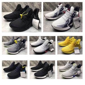 Erkekler Koşu Ayakkabı Erkek Spor Eğitmenler liman Sneakers Erkekler Bouncetm Ayakkabı numarası 40-46 için Ayakkabı Koşu 2019 Mens AlphaBounce İçgüdü