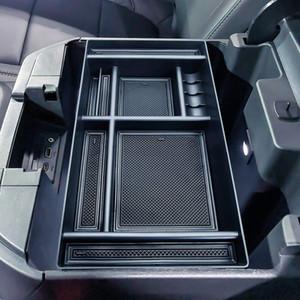 Auto Central Control Storage Box Organizzatore vassoio Locker affollamento Auto Interni accessori della decorazione