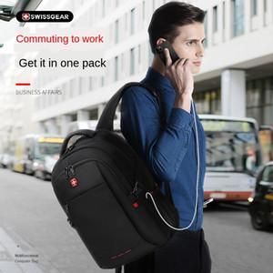 pxxV5 Swissgear İsviçre çakısı öğrenci 15.6 inçlik okul backpackbags Swissgear İsviçre çakısı öğrenci çantası sırt çantası bilgisayar sırt çantası 15.
