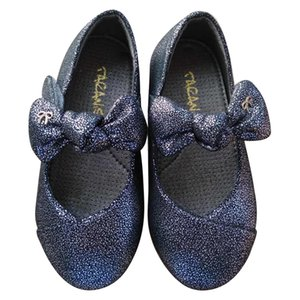 Kid's Princess Children's Fashion Single Students' Bow Leather Shoes T200709