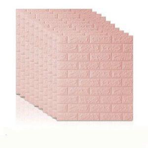 3D Brick Wall Stickers Self adhesive Panel Decal PE Wallpaper PE 51e5aGg6tkL Stickers Self adhesive Wallpaper Adhesive sheets sq2009 ZXczG