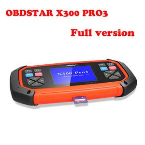 Filtro OBDSTAR X300 PRO3 chave mestra completa versão do pacote de configuração Imobilizador + odómetro Ajuste + Diesel Particulate