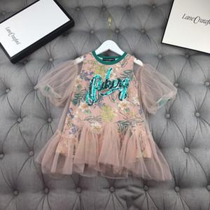 Designer childrens clothing lace dress Dress Free shipping favourite hot hot Sale beautiful elegant handsome B31E 1FBA