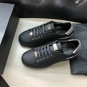 sslouboutinCLfashion shoes P brand Men women sneaker Casual dress Shoes top quality real leather Sneakers red bottom a