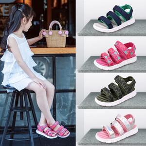 UOVO yeni kız çocuk çocuk ayakkabıları çocuk Ayakkabılar 'sandalet erkek sandalet
