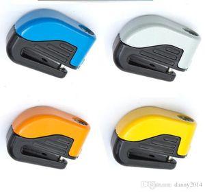 Mini Bicycle Alarm Lock Disc Brakes Locks Bike Mountain Fixed Anti Theft Security Safety Bicycle warning lock bicycle Accessories