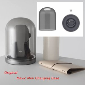 Cheap Drone Chargers Mavic Mini Battery Charging Base Portable Charger For DJI Mavic Mini Drone Battery Accessories Bell Jar Magnetic Micro