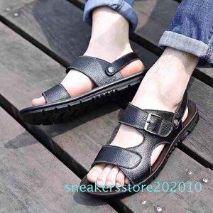 Hommes Femmes Sandales Chaussures Diapo été Mode plat large Slippery Sandales Flip Flop Slipper shoe10 P04 s10