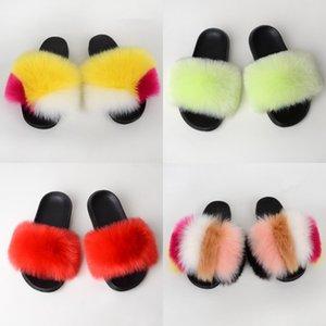 Designer Luxury Quality Men Women Non-Slip Shoes Slides Summer Beach Indoor Flat Sandals Slippers House Flip Flops With Spike Slides Sand#891