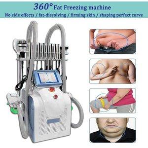 360 freeze schlank Maschine Ultraschall-Vakuum abnehmen Fettabbau Ausrüstung 7 in 1 cryolipolysis Maschinen freies Verschiffen